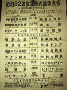 闘牛in沖縄H29.9.10